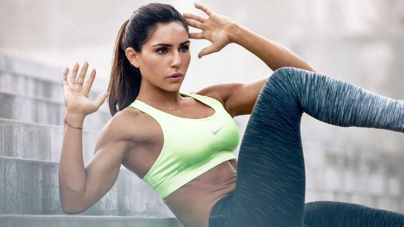 alexia clark fitness model