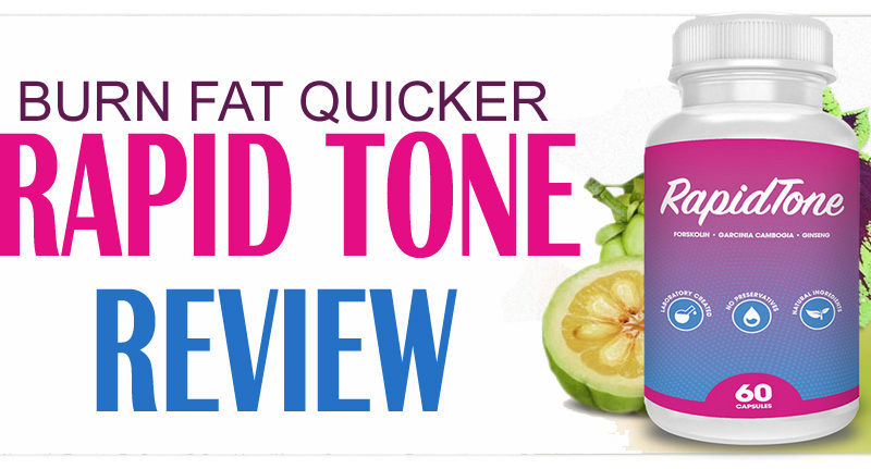 Rapid Tone Keto Diet Review