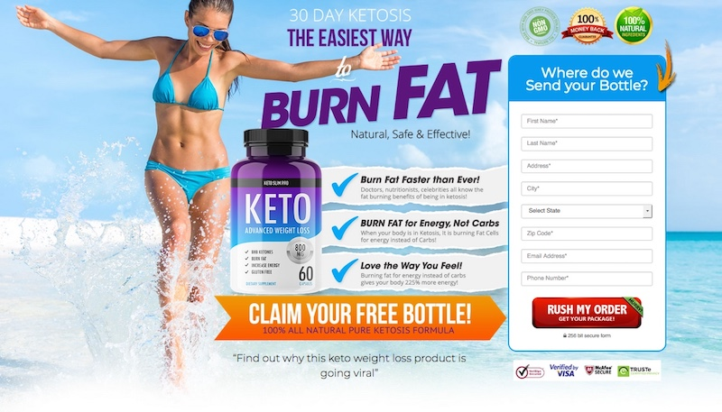 keto slim diet order now