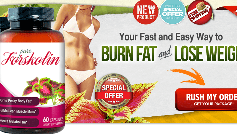 Forskolin Slim Effect Diet Trial