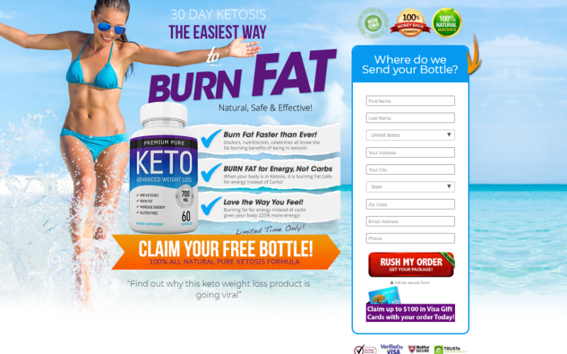 KetoFit Diet Trial