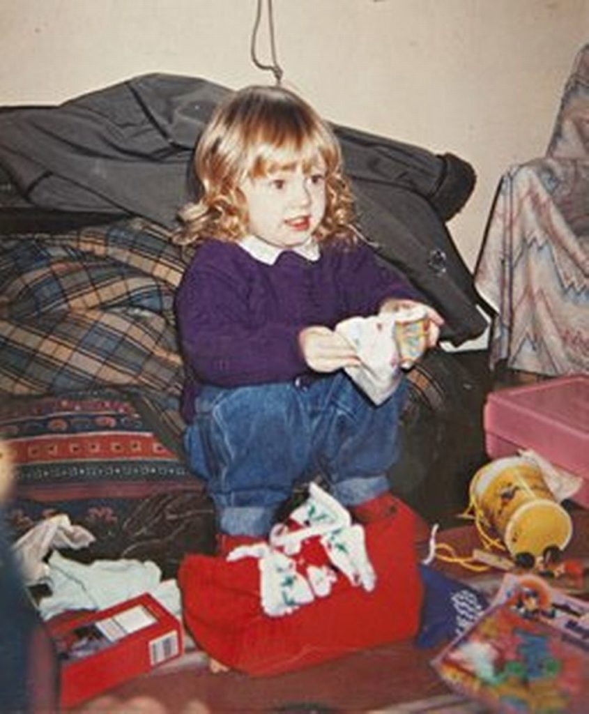 adele childhood
